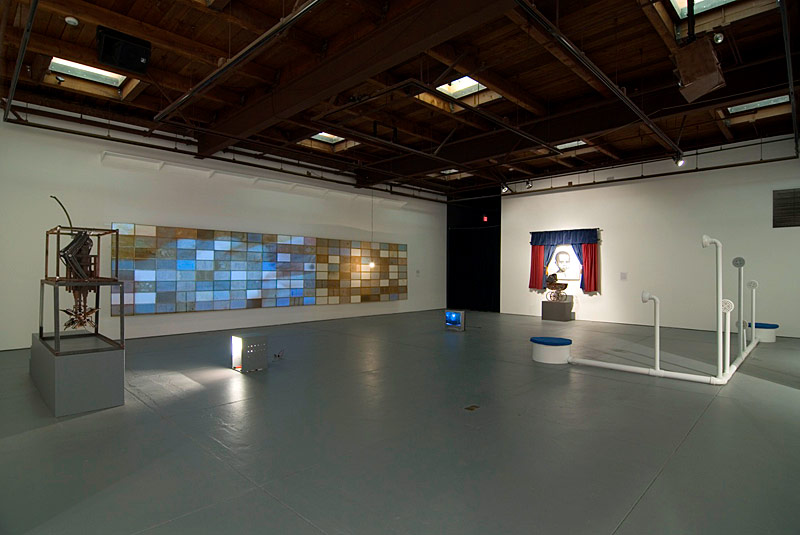 Installation view, Real Art Ways
